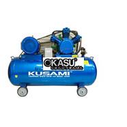 Máy nén khí dây đai KUSAMI KS-W-0.36/8-330L