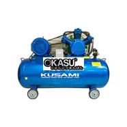 Máy nén khí dây đai KUSAMI KS-W-1.0/8-330L