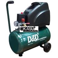 Máy nén khí không dầu D&D ROC1524B