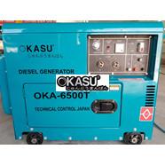 Máy phát điện OKASU OKA-6500T