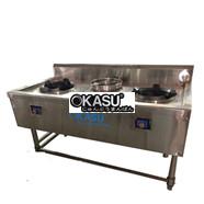 Bếp công nghiệp OKASU OKA-A2H1BN