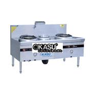 Bếp công nghiệp OKASU OKA-2H1BNS