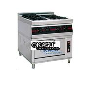 Bếp công nghiệp OKASU OKA-AA4H