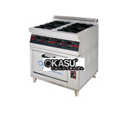Bếp công nghiệp OKASU OKA-AAWGF