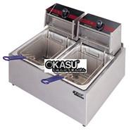 Bếp chiên nhúng OKASU OKA-82