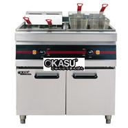 Bếp chiên nhúng OKASU OKA-88A