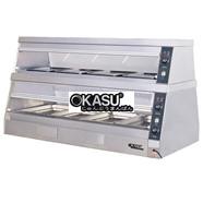 Tủ trưng bày nóng OKASU OKA-8P