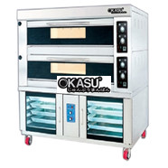 Lò nướng bánh OKASU OKA-8PF