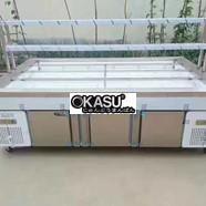 Tủ bảo quản thực phẩm OKASU OKA-08B