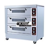 Lò nướng bánh OKASU OKA-180G