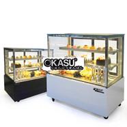 Tủ trưng bày bánh OKASU OKA-64K