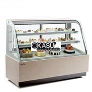 Tủ trưng bày bánh OKASU OKA-80K