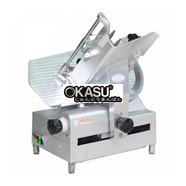 Máy thái thịt chín tự động OKASU OKS-300B