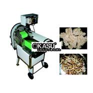 Máy cắt lát thịt chín OKASU EC-304
