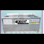 Máy rửa rau củ quả OKASU QX2020