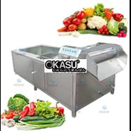Máy rửa rau củ quả OKASU YQX-800