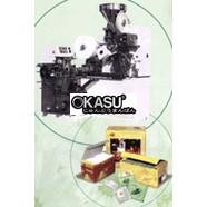 Máy đóng gói trà túi lọc OKASU DXDC15