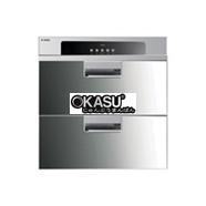 Tủ sấy bát đĩa Okasu ZTD100F-07A
