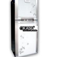 Tủ sấy bát OKASU ZTP238-5 kính hoa/gương