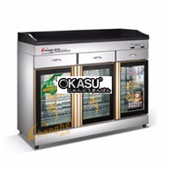 Tủ sấy bát đĩa OKASU CH-YTD-418B-3