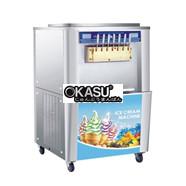 Máy làm kem tươi 7 vòi OKASU OKA-BQ747