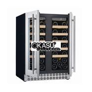 Tủ bảo quản rượu vang OKASU OKS-VI46-2D