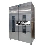 Tủ sấy bát công nghiệp inox TKL-TSBCI 1200L 1L