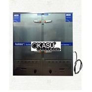 Tủ nấu cơm dùng gas 20 khay YW-200