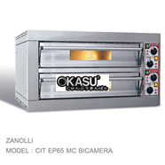 Lò nướng pizza Elec 2 tầng CIT EP 65 MC