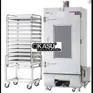 Tủ hấp dùng Gas - Gas steamer door  KS-980