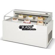 Tủ trưng bày bánh OKASU BX-1000CF-4