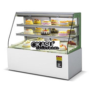 Tủ bảo quản bánh ngọt OKASU BX-1000CF-A