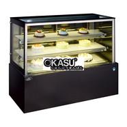 Tủ trưng bày bánh kem hai lớp OKASU OKS-G910FJ