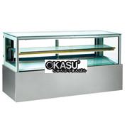 Tủ trưng bày bánh OKASU OKS-G580FJ