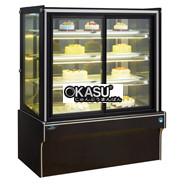 Tủ trưng bày bánh OKASU OKS-G630FH