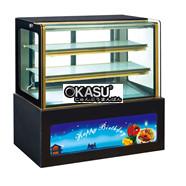 Tủ trưng bày bánh kem OKASU OKS-G338FU