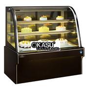 Tủ trưng bày bánh kem OKASU OKS-G500FD