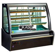 Tủ trưng bày bánh kem cửa trước OKASU OKS-G680FQ