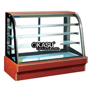 Tủ trưng bày bánh kem OKASU OKS-G650K