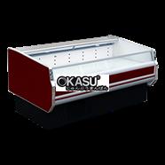 Tủ trưng bày và bảo quản thịt tươi OKASU 09E5-A-2.0M