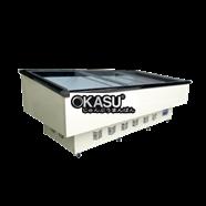 Tủ đảo sang trọng OKASU HD-2500KX