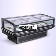 Tủ bảo quản thịt tươi OKASU OKS-SG18XG