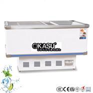 Tủ đông siêu thị OKASU SD / SC-670