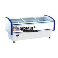 Tủ đông siêu thị OKASU DCT-15