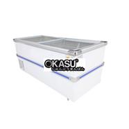 Tủ đông siêu thị OKASU SD / SC-650D