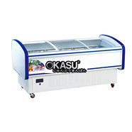 Tủ đông siêu thị OKASU DCT-18