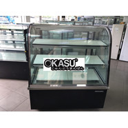 Tủ trưng bày bánh kem kính cong BERJAYA CCS24SB13-2FB