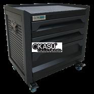 Tủ dụng cụ gia đình 3 ngăn OKASU F0RD3-B (Đen)