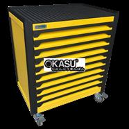 Tủ dụng cụ 10 ngăn OKASU N0T1RD10