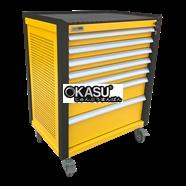 Tủ dụng cụ 7 ngăn OKASU N0RD7B